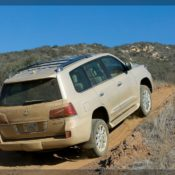 2010 lexus lx 570 sport luxury rear 4 175x175 at Lexus History & Photo Gallery