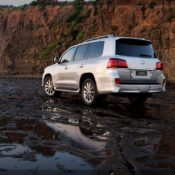 2010 lexus lx 570 sport luxury rear 5 175x175 at Lexus History & Photo Gallery