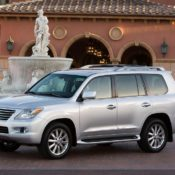 2010 lexus lx 570 sport luxury side 10 175x175 at Lexus History & Photo Gallery