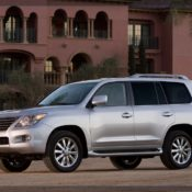 2010 lexus lx 570 sport luxury side 11 175x175 at Lexus History & Photo Gallery