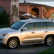 2010 lexus lx 570 sport luxury side 12 175x175 at Lexus History & Photo Gallery