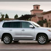 2010 lexus lx 570 sport luxury side 13 175x175 at Lexus History & Photo Gallery