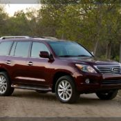 2010 lexus lx 570 sport luxury side 16 175x175 at Lexus History & Photo Gallery