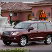 2010 lexus lx 570 sport luxury side 17 175x175 at Lexus History & Photo Gallery