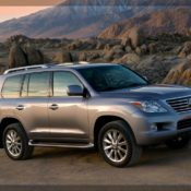 2010 lexus lx 570 sport luxury side 175x175 at Lexus History & Photo Gallery