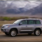 2010 lexus lx 570 sport luxury side 18 175x175 at Lexus History & Photo Gallery
