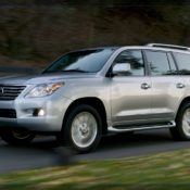 2010 lexus lx 570 sport luxury side 19 175x175 at Lexus History & Photo Gallery