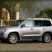 2010 lexus lx 570 sport luxury side 2 175x175 at Lexus History & Photo Gallery