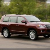 2010 lexus lx 570 sport luxury side 20 175x175 at Lexus History & Photo Gallery
