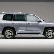 2010 lexus lx 570 sport luxury side 21 175x175 at Lexus History & Photo Gallery