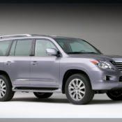 2010 lexus lx 570 sport luxury side 22 175x175 at Lexus History & Photo Gallery