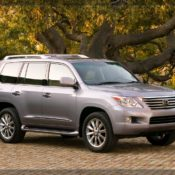 2010 lexus lx 570 sport luxury side 3 175x175 at Lexus History & Photo Gallery