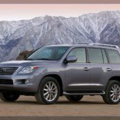 2010 lexus lx 570 sport luxury side 6 175x175 at Lexus History & Photo Gallery