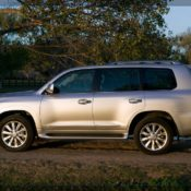 2010 lexus lx 570 sport luxury side 7 175x175 at Lexus History & Photo Gallery