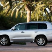 2010 lexus lx 570 sport luxury side 8 175x175 at Lexus History & Photo Gallery