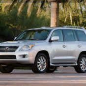 2010 lexus lx 570 sport luxury side 9 175x175 at Lexus History & Photo Gallery