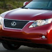 2010 lexus rx 350 front 175x175 at Lexus History & Photo Gallery