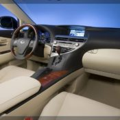 2010 lexus rx 350 interior 175x175 at Lexus History & Photo Gallery