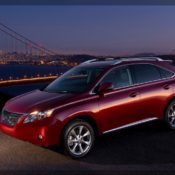 2010 lexus rx 350 side 175x175 at Lexus History & Photo Gallery
