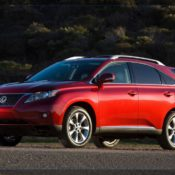 2010 lexus rx 350 side 2 175x175 at Lexus History & Photo Gallery