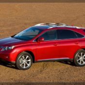 2010 lexus rx 350 side 4 175x175 at Lexus History & Photo Gallery