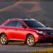 2010 lexus rx 350 side 5 175x175 at Lexus History & Photo Gallery
