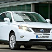 2010 lexus rx 450h front 175x175 at Lexus History & Photo Gallery