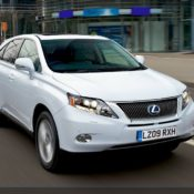 2010 lexus rx 450h front side 2 175x175 at Lexus History & Photo Gallery