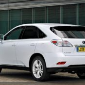 2010 lexus rx 450h rear side 2 175x175 at Lexus History & Photo Gallery