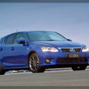2011 lexus ct 200h f sport front 3 175x175 at Lexus History & Photo Gallery
