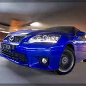 2011 lexus ct 200h f sport front 4 175x175 at Lexus History & Photo Gallery