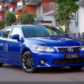 2011 lexus ct 200h f sport front 5 175x175 at Lexus History & Photo Gallery