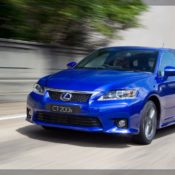 2011 lexus ct 200h f sport front 6 175x175 at Lexus History & Photo Gallery