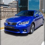 2011 lexus ct 200h f sport front 7 175x175 at Lexus History & Photo Gallery