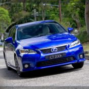 2011 lexus ct 200h f sport front 8 175x175 at Lexus History & Photo Gallery