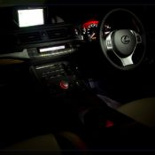 2011 lexus ct 200h f sport interior 175x175 at Lexus History & Photo Gallery
