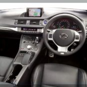 2011 lexus ct 200h f sport interior 2 175x175 at Lexus History & Photo Gallery