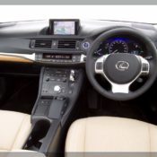 2011 lexus ct 200h f sport interior 3 175x175 at Lexus History & Photo Gallery