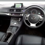 2011 lexus ct 200h f sport interior 4 175x175 at Lexus History & Photo Gallery