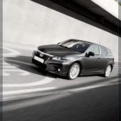 2011 lexus ct 200h front sdide 2 175x175 at Lexus History & Photo Gallery