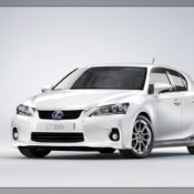 2011 lexus ct 200h front side 175x175 at Lexus History & Photo Gallery