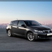 2011 lexus ct 200h front side 2 175x175 at Lexus History & Photo Gallery