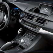 2011 lexus ct 200h interior 4 175x175 at Lexus History & Photo Gallery