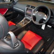 2011 lexus is 250c limited interior 175x175 at Lexus History & Photo Gallery