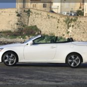 2011 lexus is 250c limited side 175x175 at Lexus History & Photo Gallery