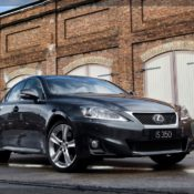 2011 lexus is 350 sports luxury front side 175x175 at Lexus History & Photo Gallery