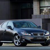 2011 lexus is 350 sports luxury front side 2 175x175 at Lexus History & Photo Gallery