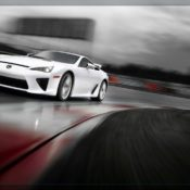 2011 lexus lfa front 175x175 at Lexus History & Photo Gallery