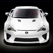 2011 lexus lfa front 2 175x175 at Lexus History & Photo Gallery