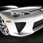 2011 lexus lfa front 3 175x175 at Lexus History & Photo Gallery
